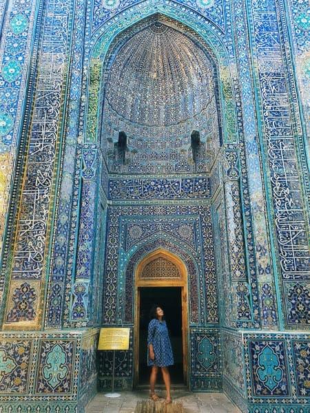 uzbekistan builings