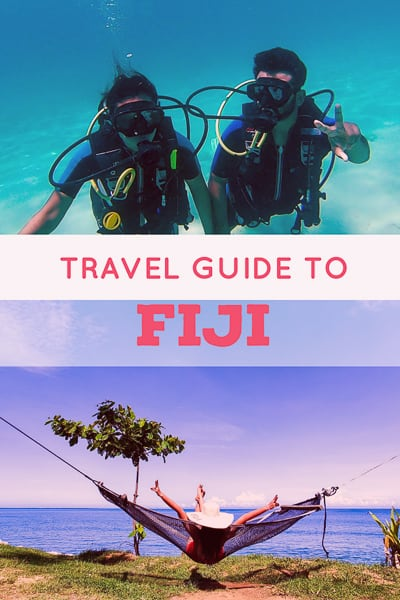Travel Guide to Fiji top scuba diving and hiking