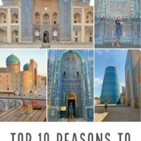 TOP 10 REASONS TO VISIT Uzbekistan in central asia