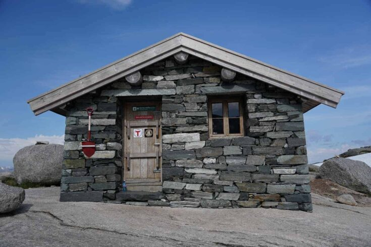 kjeragbolten cabin