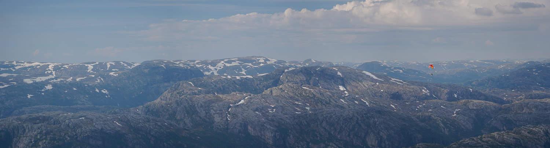 Kjeragmountain norway