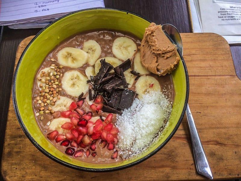 breakfast in kathmandu