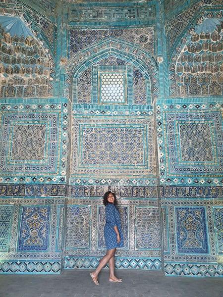 tiles in uzbekistan
