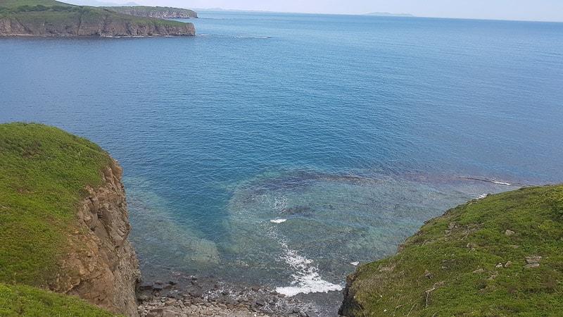 Cape Tobizin outside Vladivostok in far east Russia