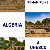 Tipasais one of the7UNESCO World Heritage Sites inAlgeriaand one of the most famous Roman ruins in all of Northern Africa.