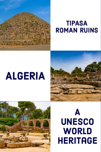 Tipasa is one of the 7 UNESCO World Heritage Sites in Algeria and one of the most famous Roman ruins in all of Northern Africa.