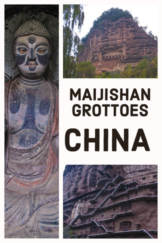 "So impressive and untouchable; You may be thinking ""How the hell was this built?"" when you get your first glimpse of The Maijishan Grottoes in central China."