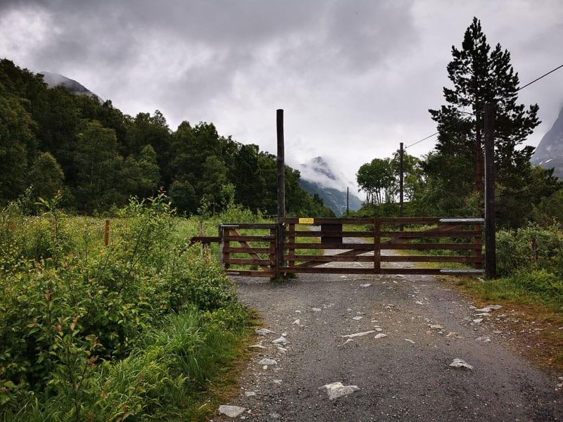 walk to innerdalen