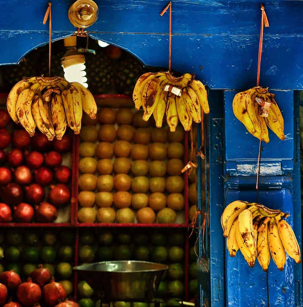 fresh fruit in Nepal
