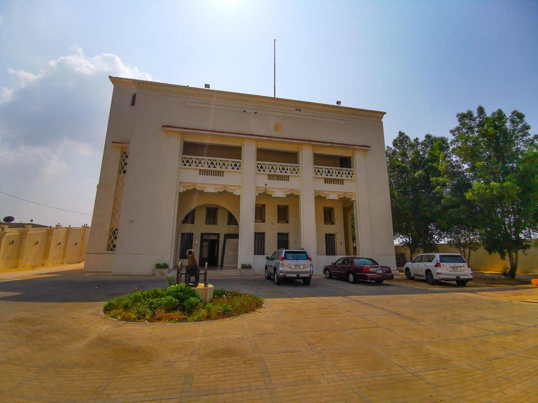 Khuzam Palace in Jeddah
