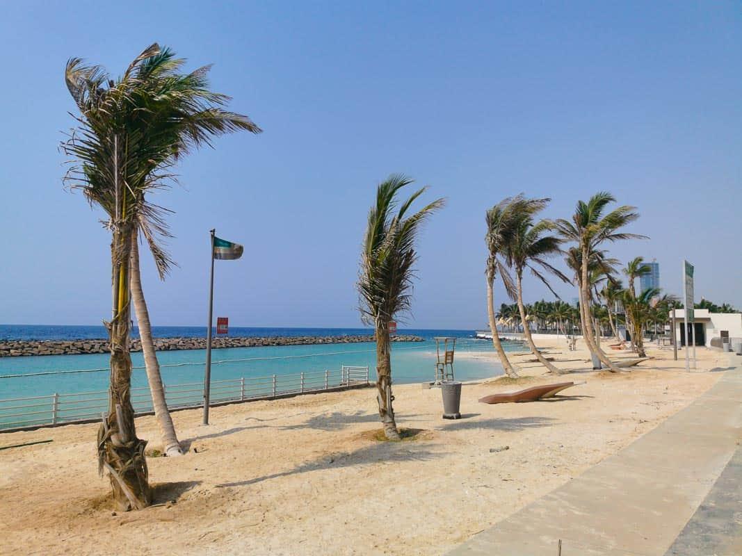 public beach Jeddah