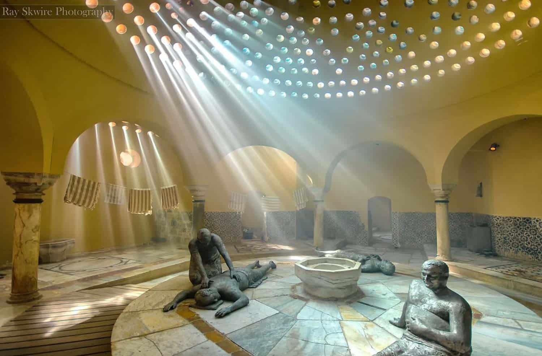 Hammam Nur al-Din bath in Damascus
