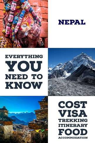 Travel guide to Nepal