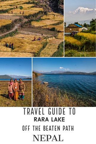 Travel guide to Rara Lake and Mugu District (once part of the Malla Kingdom and of the Karnali River Basin) is in the remote northwest part of Nepal, and it is ramping up to be Nepal newest backpacker's destination