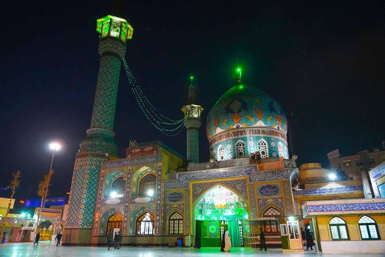 Imamzadeh Saleh Shrine