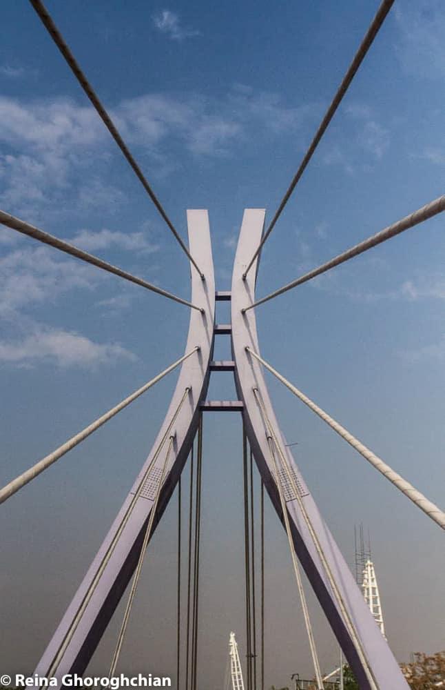 Tabiat Bridge.