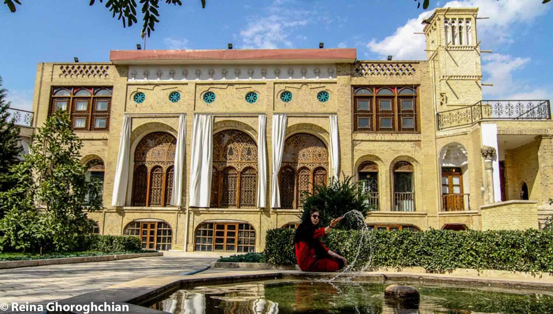 Kazemi house tehran