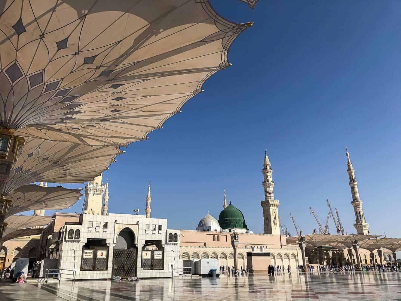 GRAND MASJID in Saudi Arabia