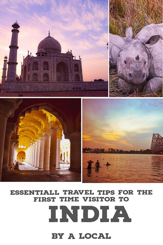 Travel tips to India