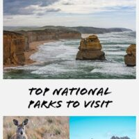 Top national parks to visit in Australia