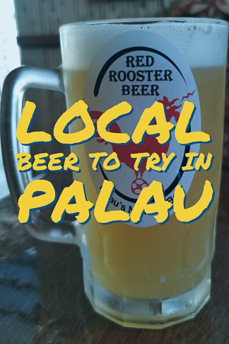 Local beers to try in Palau