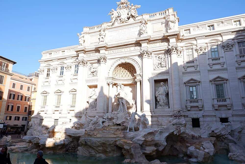 Trevi Fountain im Rome