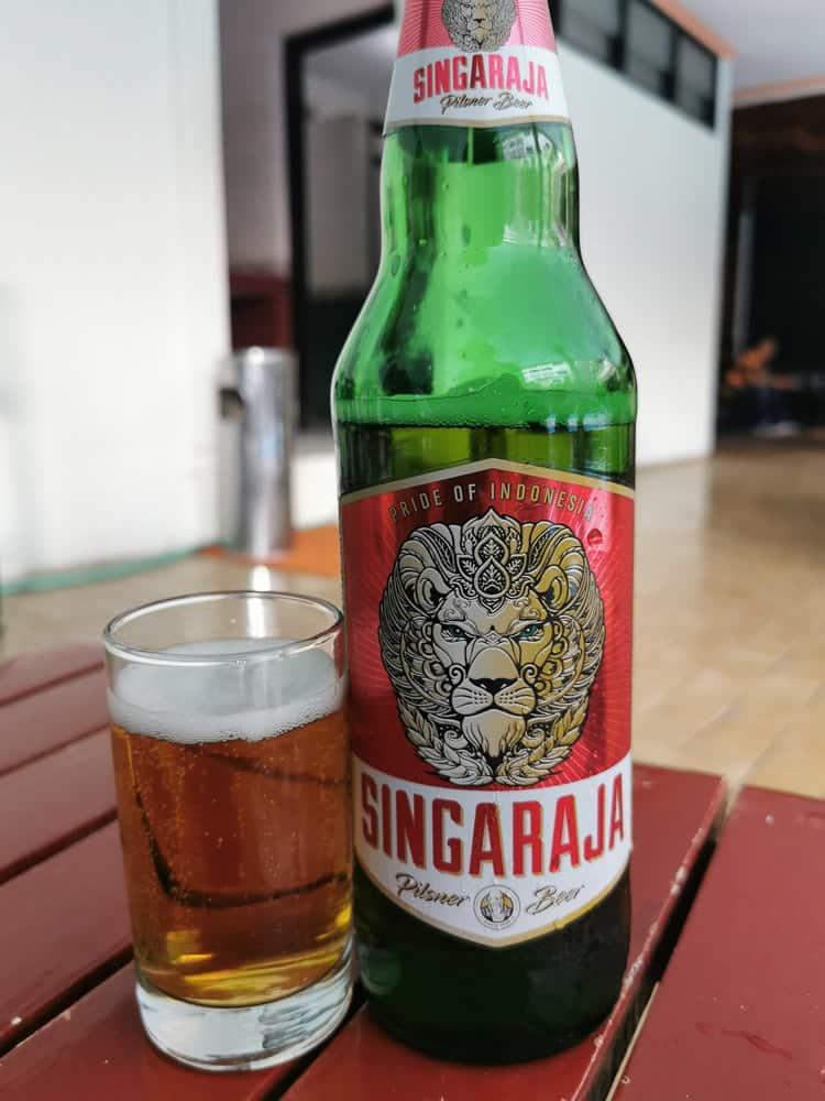 Singaraja Pilsner Indonesia
