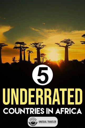 5 Underrated Countries In Africa That Deserves More Tourists.
