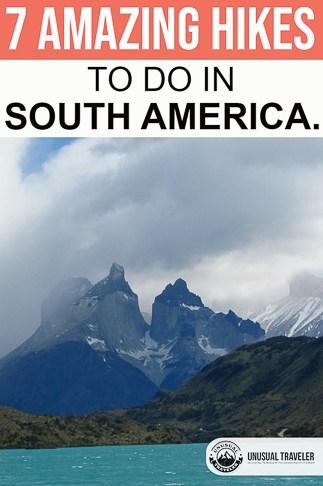 South America Hiking