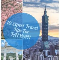 Everything you need to know before traveling to Taipei and Taiwan