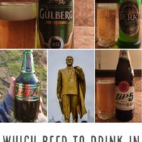 What´s the best beer to drink in Turkmenistan