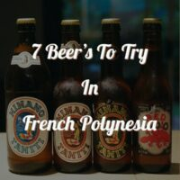Best beer from French Polynesia