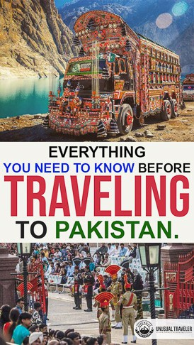 Travel guide to Pakistan