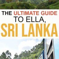 Travel guide to Ella in Sri Lanka
