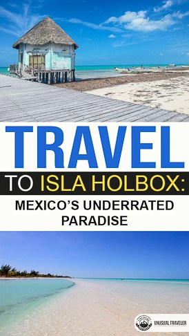 Travel guide to Isla Holbox, maybe Mexico´s most underrated destination.