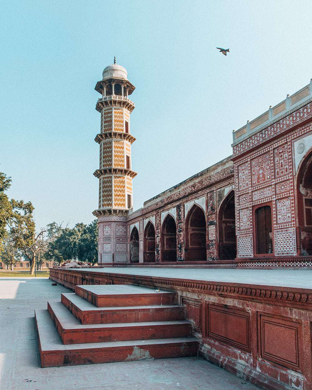 Tomb of Jahangir in Lahore