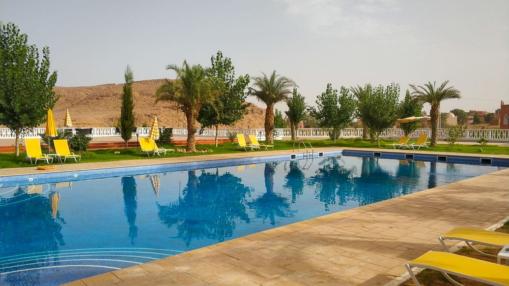 Taghit hotel