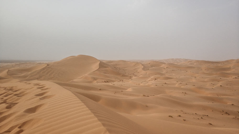 Taghit desert