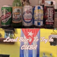 What´s the best local beer to drink in Cuba