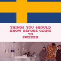 12 things to know before traveling to Sweden