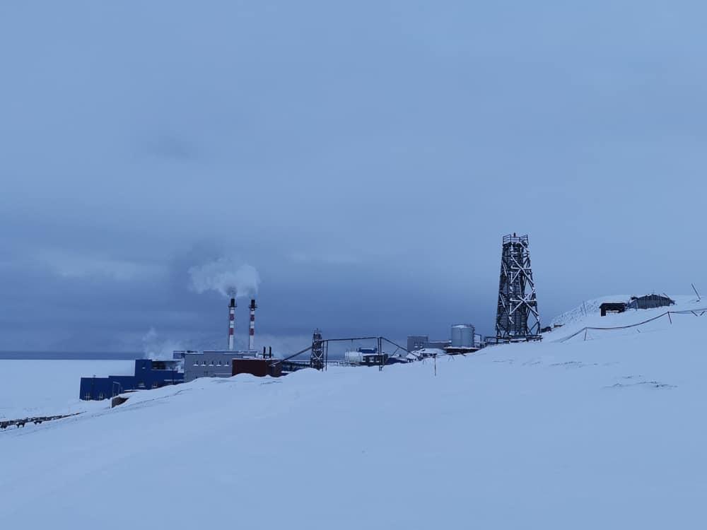 Barentsburg svalbard