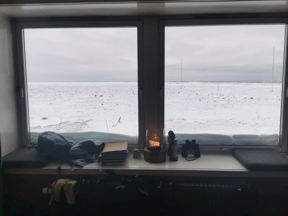 Icefjord Radio staton