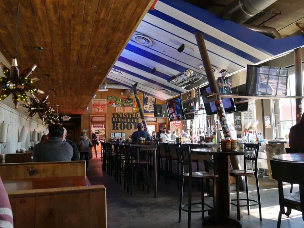 Interior Dallas Restaurant Texas