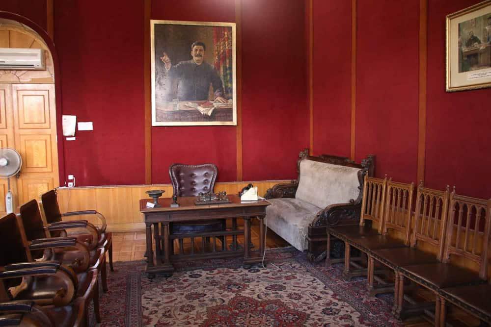 Stalin museum Gori Georgia