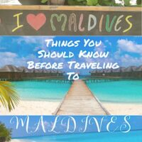 everything you need to know before traveling to the Maldives