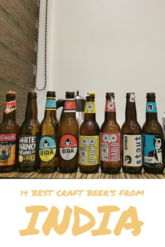 india craft beer