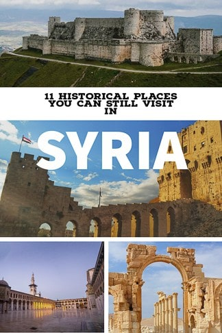 Syria, Top 11 Historical Places That You Can Still Visit After The War