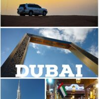 How To Spend 3 Days In Dubai, a itinerary for each day