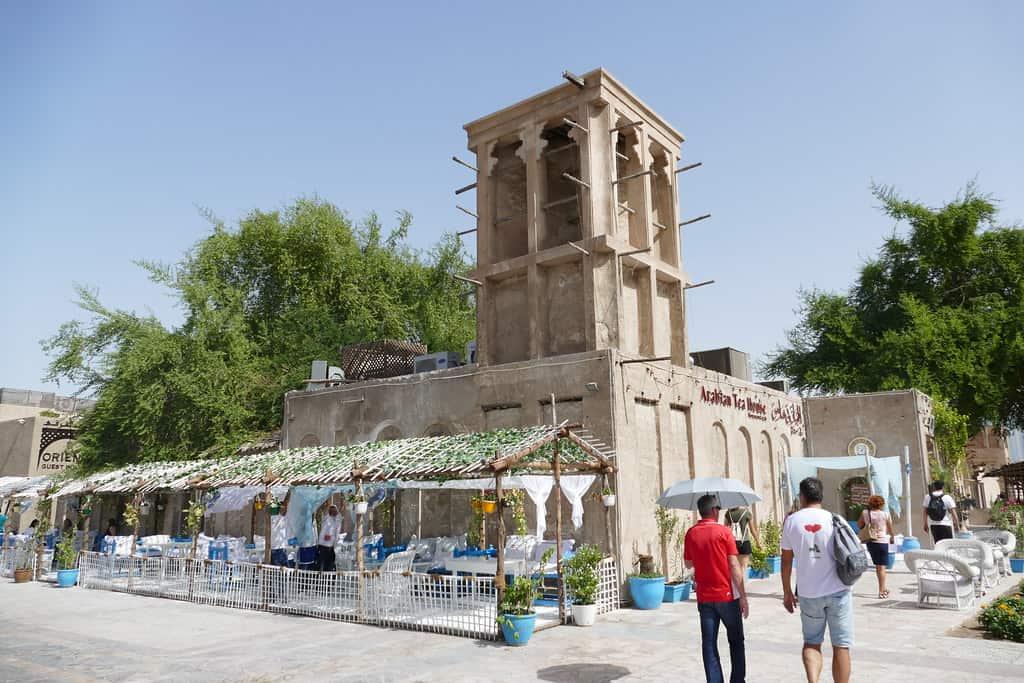 Al Fahidi Historical Neighborhood in Dubai