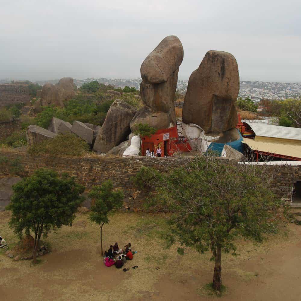 Goldconda fort